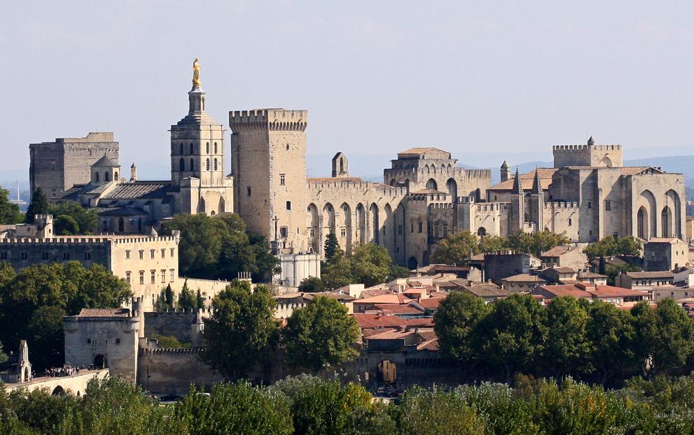 Grad Avignon